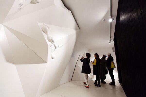 L'installazione Blocked Content del duo Recycle - Sputnik Italia