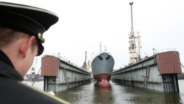 Admiral Sergey Gorshkov - Sputnik Italia