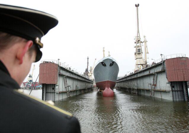 Admiral Sergey Gorshkov