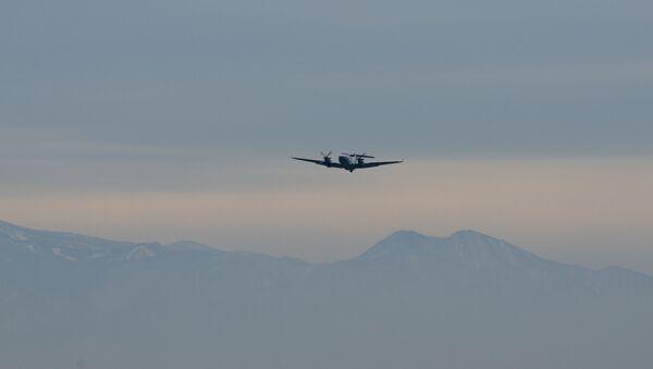 Самолет JGSDF Beechcraft B350 (LR-2) - Sputnik Italia