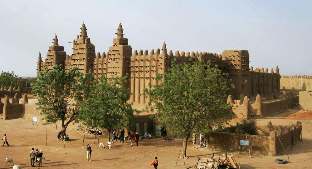 Niger (foto d'archivio)