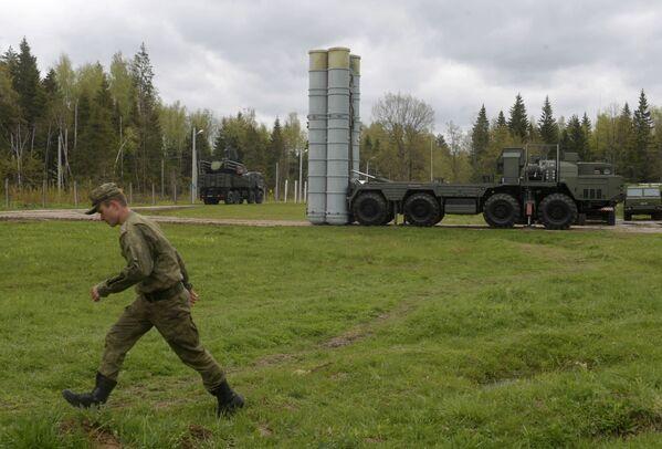 Esercitazioni missilistiche a Mosca - Sputnik Italia