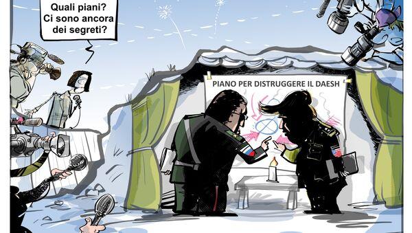 Ci sono ancora dei segreti? - Sputnik Italia