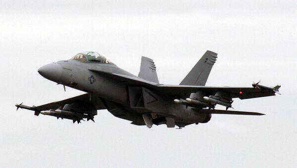 F-18 - Sputnik Italia