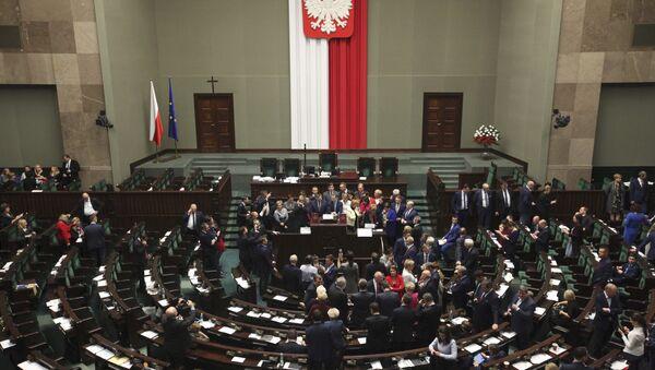 Il Parlamento polacco - Sputnik Italia