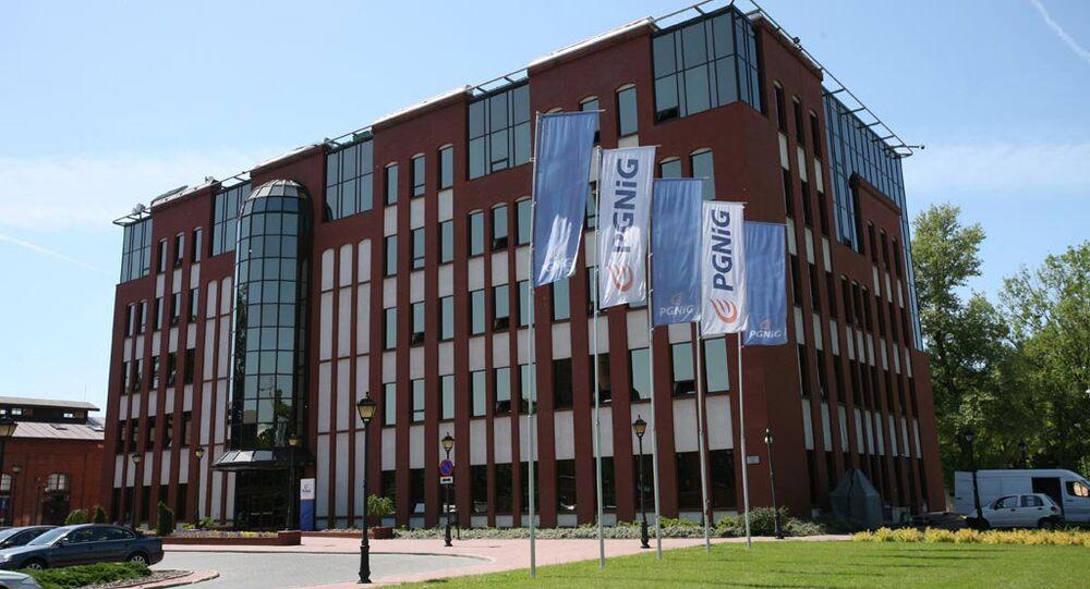 Sede della PGNiG a Varsavia