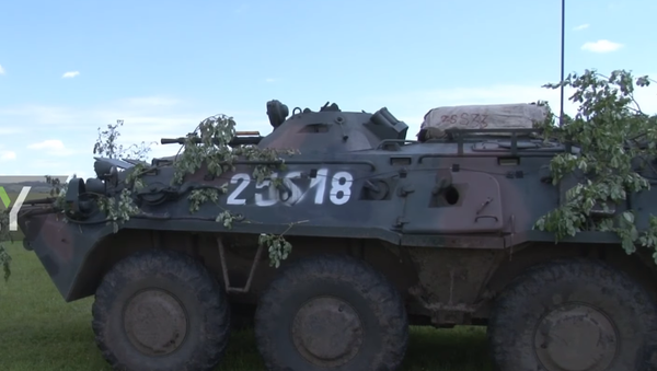 Esercitazioni NATO in Romania - Sputnik Italia