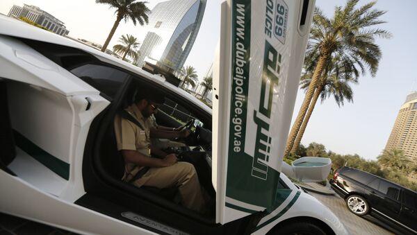 Polizia di Dubai - Sputnik Italia