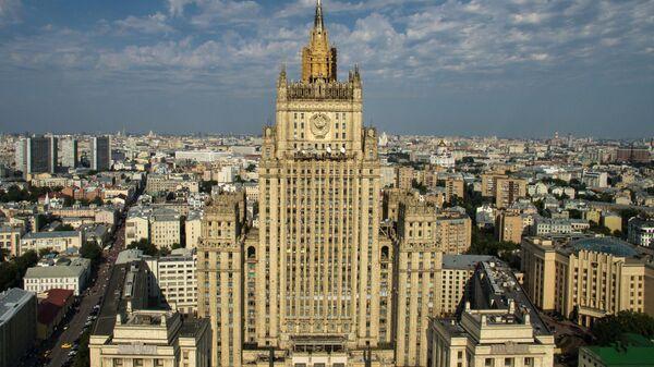 Il ministero degli Esteri a Mosca - Sputnik Italia
