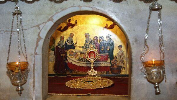 La basilica di San Nicola a Bari - Sputnik Italia