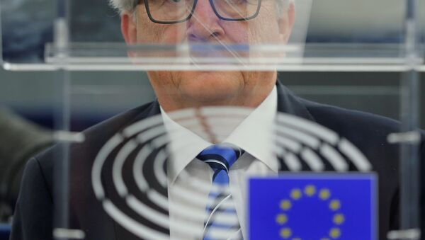 Presidente della Commissione europea Jean-Claude Juncker - Sputnik Italia