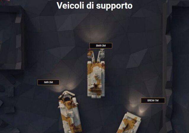 Veicoli di supporto