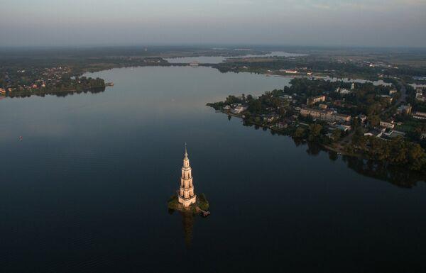 Lungo il Volga, il fiume più lungo d'Europa - Sputnik Italia