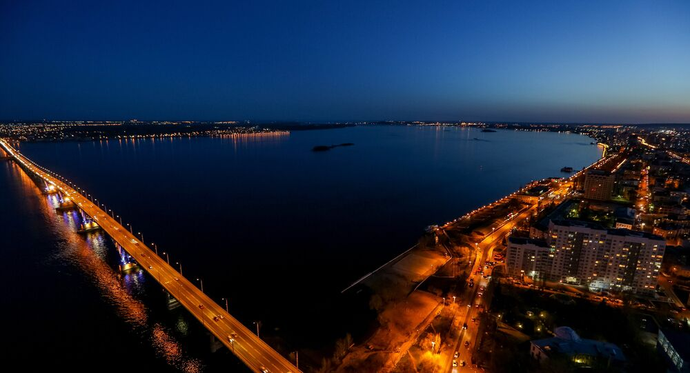Cities of Russia. Saratov