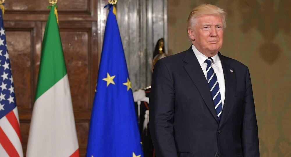 Donald Trump al Quirinale