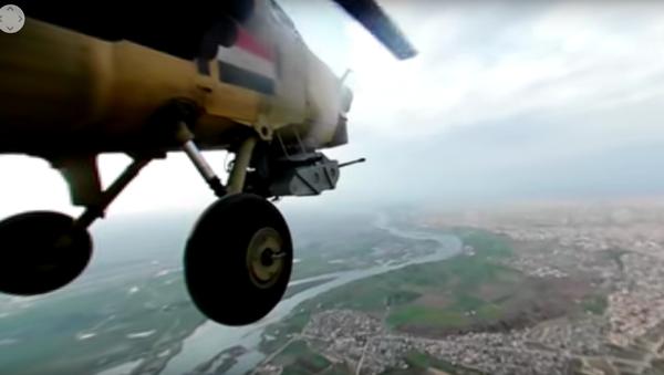 Il volo del Mi-28 a 360° - Sputnik Italia