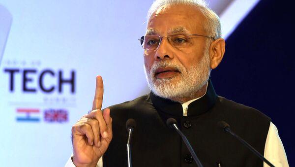 Il premier indiano Narendra Modi - Sputnik Italia