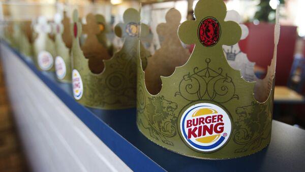 Fastfood-Kette Burger King - Sputnik Italia