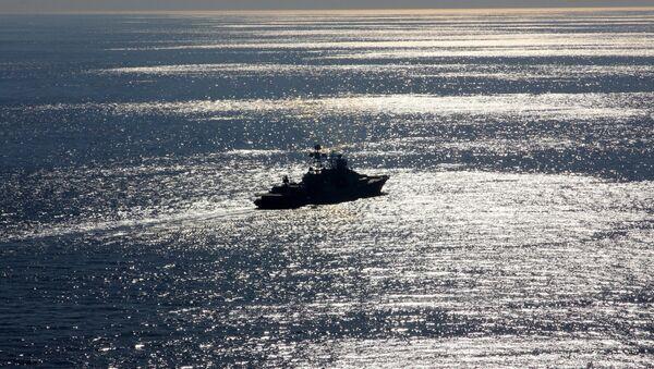 La nave antisommergibile Severomorsk - Sputnik Italia