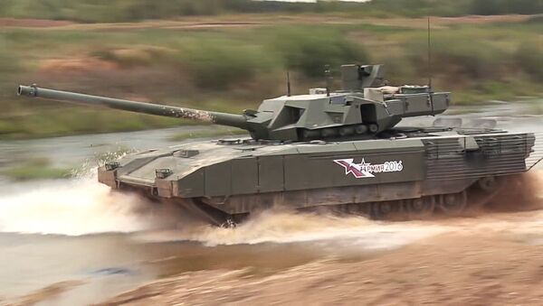 Carro armato T-14 Armata - Sputnik Italia