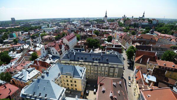 Una vista di Tallinn - Sputnik Italia