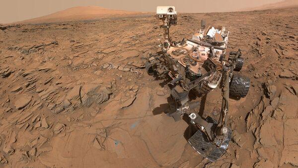 NASA Mars Rover Curiosity - Sputnik Italia