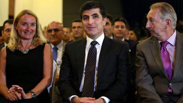 Il primo ministro del governo regionale del Kurdistan iracheno Nechirvan Barzani - Sputnik Italia
