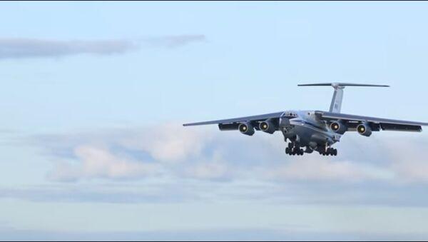 La Giornata dell'aeronuatica militare da trasporto russa. - Sputnik Italia