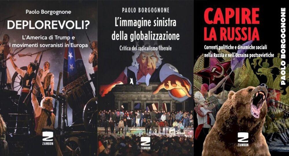 Paolo Borgognone, Libri