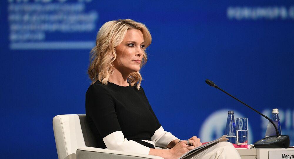 La presentatrice di NBC News Megyn Kelly