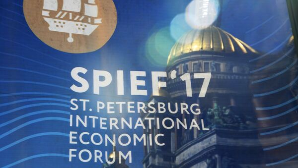 SPIEF 2017 - Sputnik Italia