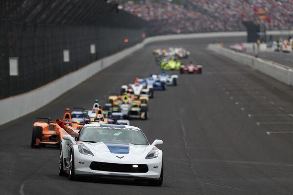 Una corsa di 500 miglia a Indianapolis, USA. - Sputnik Italia