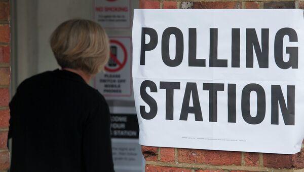 UK elections - Sputnik Italia