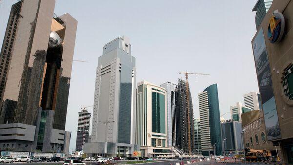 Qatar's capital, Doha - Sputnik Italia