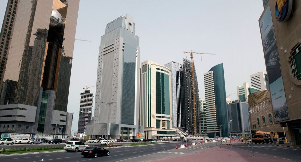 Qatar's capital, Doha