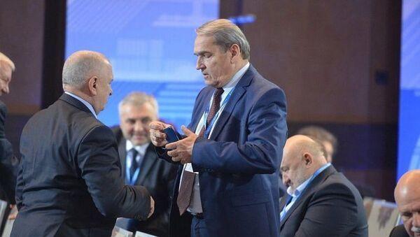Брат бывшего президента Украины Виктора Ющенко Петр Ющенко - Sputnik Italia