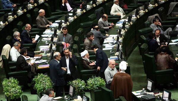 Parlamento iraniano (foto d'archivio) - Sputnik Italia