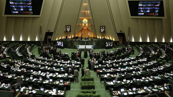 Il parlamento iraniano (foto d'archivio) - Sputnik Italia