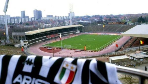 Lo stadio Heysel di Bruxelles, dove si giocò la finale di Coppa Campioni del 1985 - Sputnik Italia