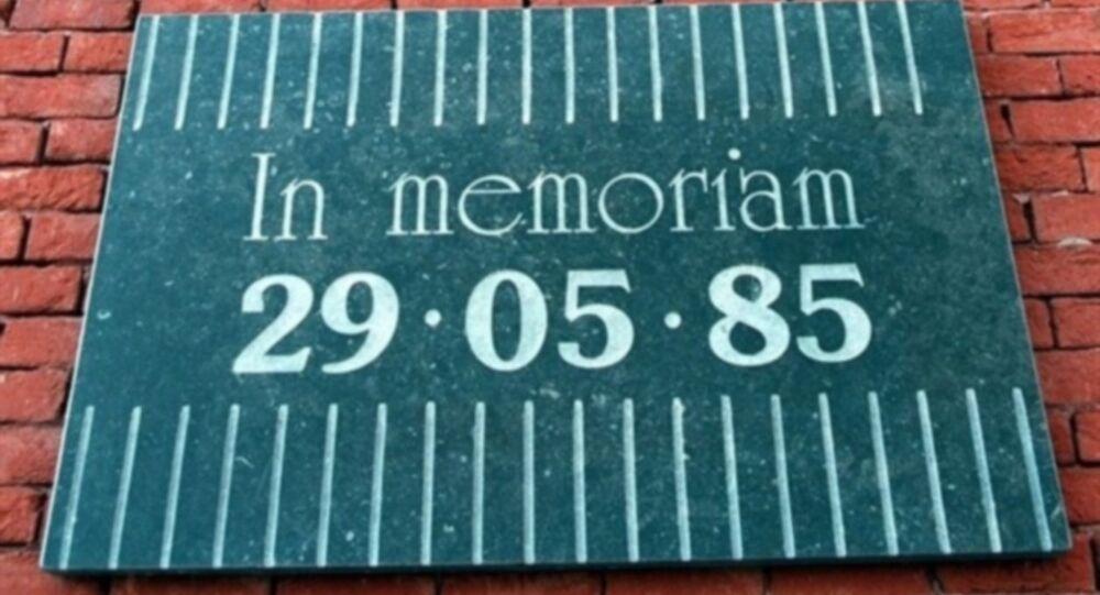 In memoriam - 29/5/1985