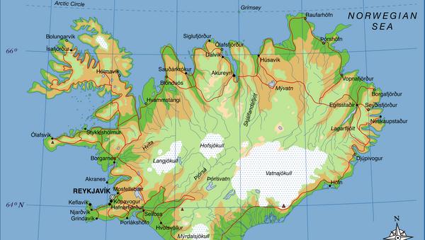 Islanda - Sputnik Italia