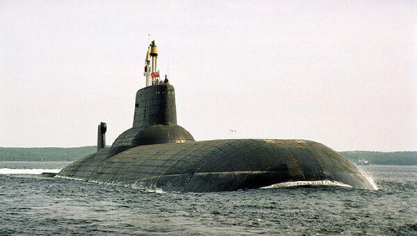 Sottomarino nucleare russo Dmitry Donskoy - Sputnik Italia