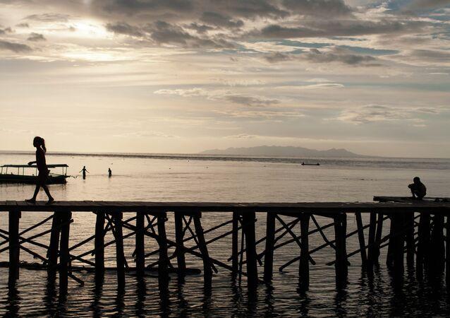 Indonesia Sulawesi Island