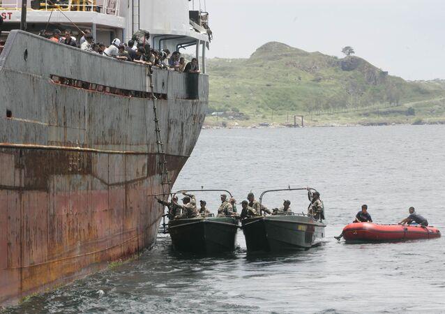 Militari in Filippine