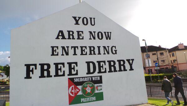 Derry, Irlanda del Nord - Sputnik Italia