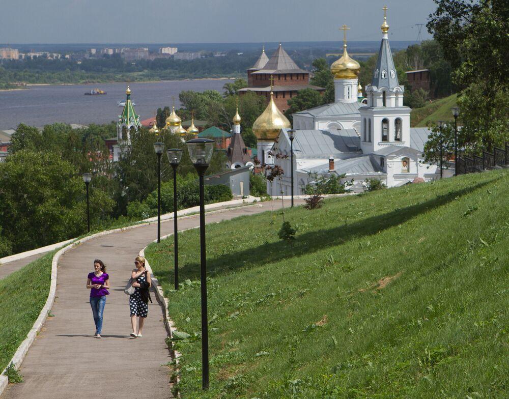 A Nizhny Novgorod.