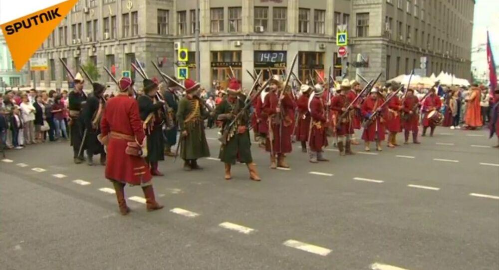 La chiusura del festival Tempi ed Epoche a Mosca