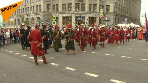 La chiusura del festival Tempi ed Epoche a Mosca - Sputnik Italia