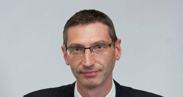 Daniele Lazzeri, Chairman del think tank Il Nodo di Gordio