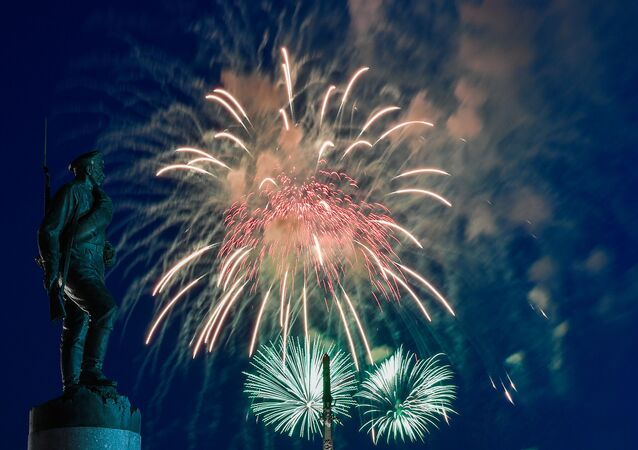 Fuochi d'artificio